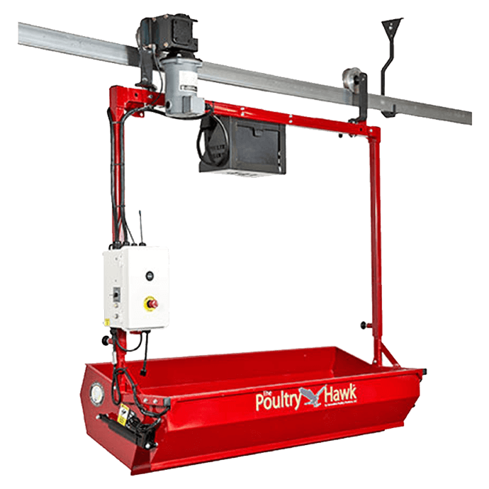 Poultry trolley system | Innovative Poultry Products LLC